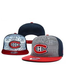 bcfe789362e  MontrealCanadiensLittlePop  Hat  NHLHockeyMontrealCanadiens  Cap Exhibit  your die-hard loyalty when put on this New Era Montreal Canadiens Little  Pop ...