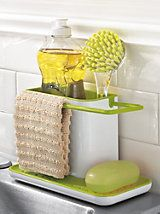 Tidy Sink Caddy- kitchen sink caddy | Solutions: I have one to ...