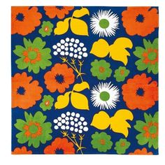 d2bed92280 Marimekko for Target Oversized Beach Towel - Kukkatori Print - Primary :  Target