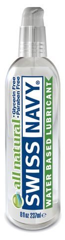 Swiss Navy All Natural - 8 oz. Funtimes209