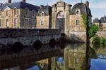 Banc des amoureux de Château de la Ferté Saint Aubin | Foto 2