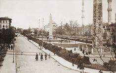 Eski İstanbul: Atmeydanı