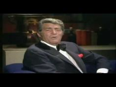 Dean Martin --- For the Good Times-- LIVE - YouTube