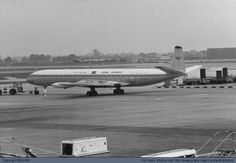 Sudanese plane first | Photo 40484 - Sudan Airways De Havilland DH-106 Comet 4C ST-AAX at ...