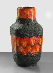 Sondgen 520-25 (Fat Lava Wadersloh) Tags: west vintage lava fat retro german pottery 520 sndgen