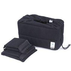 Koolertron NEW Shockproof DSLR SLR Camera Bag Partition Padded Camera Insert, Make Your Own Camera Bag (Black) - For Sale Check more at http://shipperscentral.com/wp/product/koolertron-new-shockproof-dslr-slr-camera-bag-partition-padded-camera-insert-make-your-own-camera-bag-black-for-sale/