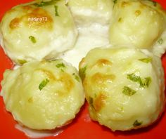 Galuste din cartofi la cuptor recipe