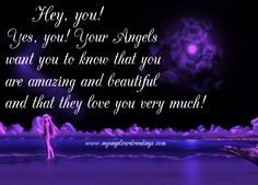 Angel Blessings and Poems with Beautiful Images - Mary Jac - Angel Quotes - Page 1