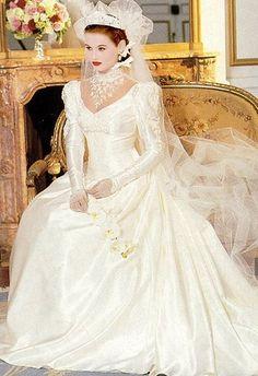 1990s Wedding Dress | by Şennur