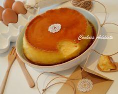 Crème renversée au caramel la recette sur http://cookiesaddicte.com