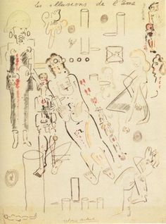 Antonin Artaud - Les illusions de l'âme