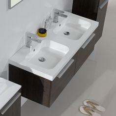 Risultati immagini per mobile bagno doppio lavabo classico ...
