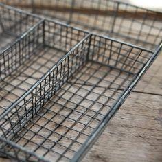 Wire Cutlery Tray Nkuku