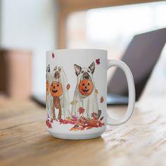 Eiffel Tower Art, Greece Painting, Personalized Best Friend Gifts, Paris Wall Art, Autumn Coffee, Dog Halloween, Pumpkin Spice Latte, Christmas Cats, Autumn Home