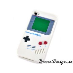 Mobilskal Game boy - Iphone 4