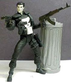 punisher action figure - Google Search