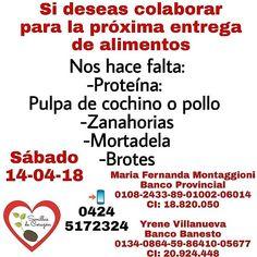 Vía  @semillasdecorazon -  Para la entrega de alimentos del próximo sábado aún nos hace falta para el arroz chino proteína ya sea pulpa de marrano o pollo zanahorias mortadela y brotes. Si deseas colaborar no dudes en contactarnos. #ayudahumanitaria #humildad #lucha #venezuela #pazmundial #colabora #barquisimeto #lara #fundacion #sociedad #ayudasocial #amor #paz #haselcambio #niñosdelacalle #juntemosamor #solidaridad #donaciones #sisepuede #familia