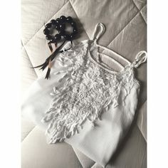 HP Aeropostale Sheer White Crochet Tank Top This tank is in EUC! Worn only ONCE for a concert in the summer. Tank is white, sheer & flowy with adjustable straps and a beautiful crochet design in the front. Size is Medium. Can pair well with jean shorts or jeans! Aeropostale Tops Tank Tops