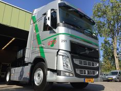 number 251 has arrived😎our newest member of the iso-tank fleet #volvo #truck #new #tanks Volvo Group Truck Center