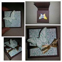 Kleine Geschenke erhalten die Freundschaft http://stempelfee-yanfabiestampin.blogspot.de/?m=1