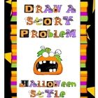 In this activity, students create their own story problems by drawing an operation card, number card, and setting card, and then writing a story pr...