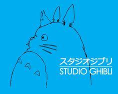 yup. studio ghibli.