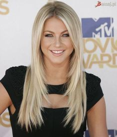 Julianne Hough long hair: