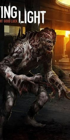 Dying Light Adds Eye Tracking For Extended Views Auto Climbing And Zombie Awareness