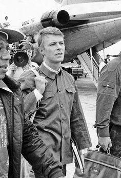 David Bowie in Brisbane 1979