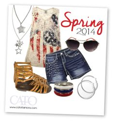 #catofashions  RED HOT & BLUE everyday I'm an amaerca girl love it