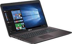 "Asus X756UX - 17.3"" FHD - i5-6200U - NVIDIA GTX 950M - 12GB - 1TB HDD"