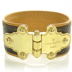 LOUIS VUITTON Monogram  Bracelet.