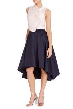 High Low Skirts & Dresses   Blues DEBORAH HIGH LOW SKIRT   Coast Stores Limited