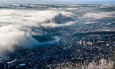 Felhőatlasz Pyatigorsk