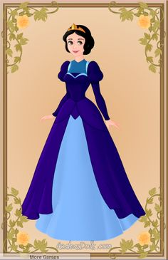 Disney Mothers- Snow White's mother by amanmangor on DeviantArt Walt Disney Cinderella, Disney Princess Art, Disney Princess Dresses, Anime Princess, Disney Nerd, Disney Fan Art, Disney Style, Anime Outfits, Disney Outfits