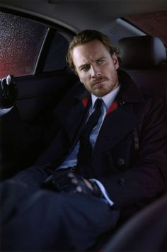 Is there a 12 step group for a Michael Fassbender problem? I need one a.s.a.p.