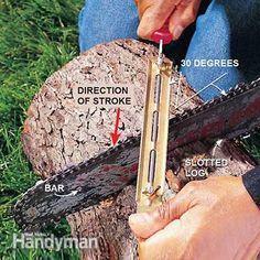 Is your dull chain saw blade burning and bucking its way through the wood? Find out what to use as a chainsaw sharpener with this guide.