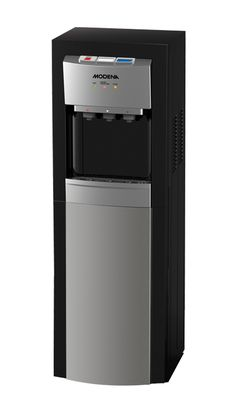 #Dentro DD 66 L #Water Dispenser #Black #Panas, Dingin & Normal #MODENA