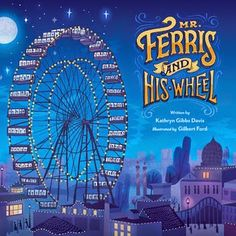 Genre: Informational This book tells the story of how Ferris came to design and build the wheel.  This book really focuses on the amazing things that a human mind can create. It shows the historical factors that went into building the ferris wheel, as well as the math and engineering that is behind such creation. http://www.amazon.com/Ferris-Wheel-Kathryn-Gibbs-Davis/dp/0547959222/ref=sr_1_1?s=books&ie=UTF8&qid=1449726266&sr=1-1&keywords=mr+ferris+and+his+wheel