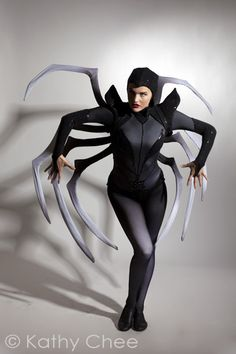 spider fashion shoot | Kiss of the Spider Woman (Production at Montclair State University)
