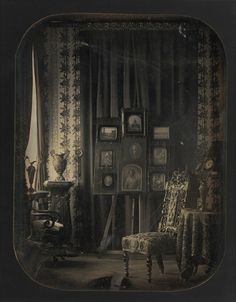 The Salon of Baron Gros, 1850-1857