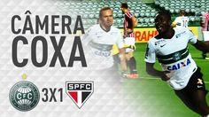 Câmera Coxa - Coritiba 3 x 1 São Paulo