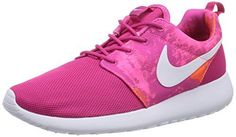 cheaper 46539 fb528 Nike Roshe Run 599432, Damen Low-Top Sneaker Amazon.de Schuhe   Handtaschen