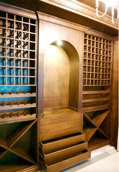 This is a stunning display of ingenuity, aesthetics and timeless wine storage solutions for one of Top 5 Most Expensive Houses in Vancouver, BC. Proud to be part of this amazing project! Wine Cellars, Expensive Houses, Wine Storage, Storage Solutions, Vancouver, Aesthetics, Display, Amazing, Modern
