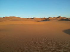 The dunes #travel #desert #morocco
