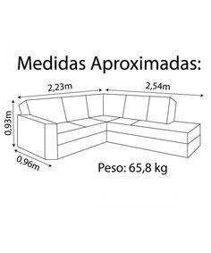 Resultado de imagen para medidas de sillones