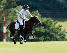 Prince Harry Photos - Prince Harry at the Audi Polo at Coworth Park - Zimbio