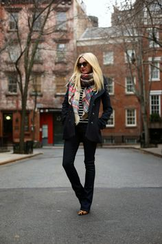 What's great about this classic coat is that it is trendy by itself. With that being said, keep your styling and layering to a minimum. A simple top and a good pair of jeans are enough to make you look chic.
