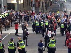 aust student protests