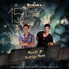 Brook's SP | Sextaneja da Brooks Coloque seu nome na lista pelo site: http://www.baladassp.com.br/balada-sp-evento/Brooks-SP/363 Whats 951674133